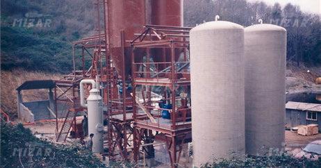 plantas de inertizacion y tratamiento medioambiental