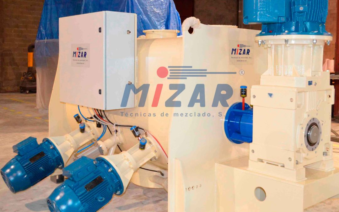 ARABIA SAUDÍ – Mezcladora MIZAR PH2000U