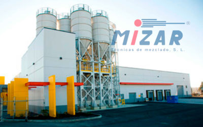 VANCOUVER –CANADA  New plant for mortars elaboration.