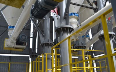 GUJARAT – INDIA  New plant for special mortars elaboration.