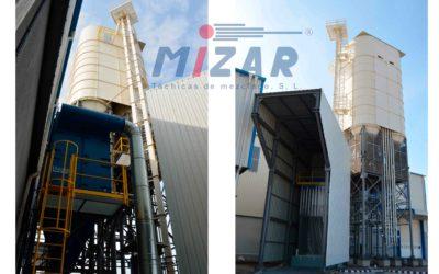 GUJARAT – INDIA  Nueva instalación para la fabricación de morteros especiales.
