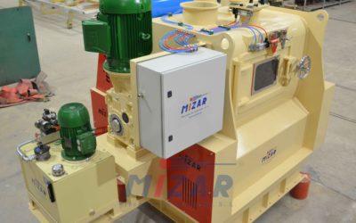 São Paulo – BRASIL  MIZAR mixer model PHT1200U