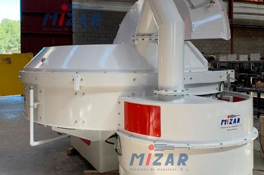 Mezcladora modelo MMV3000A | Argentina